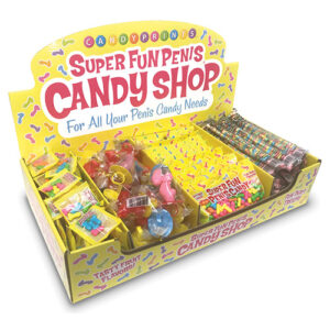 Candy & Food Products - Display