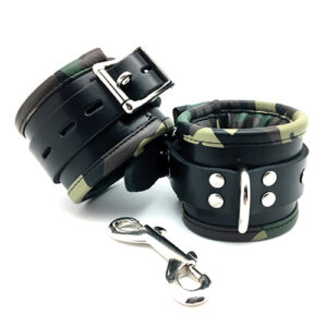 Leg & Ankle Cuffs - Leather
